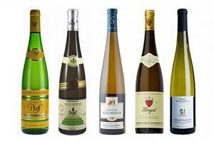 Многообразие производителей вина из Гевюрцтраминера
